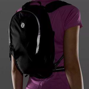 Lululemon back pack